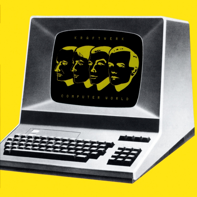 Kraftwerk - Computer World [1981]