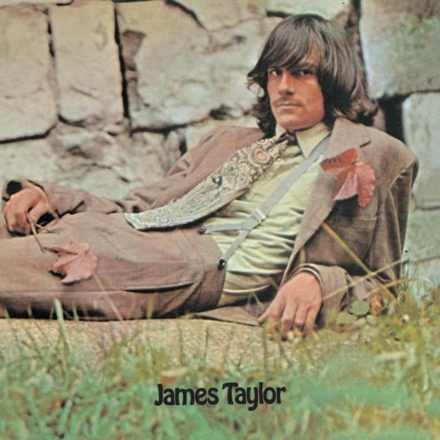 James Taylor Apple 1969