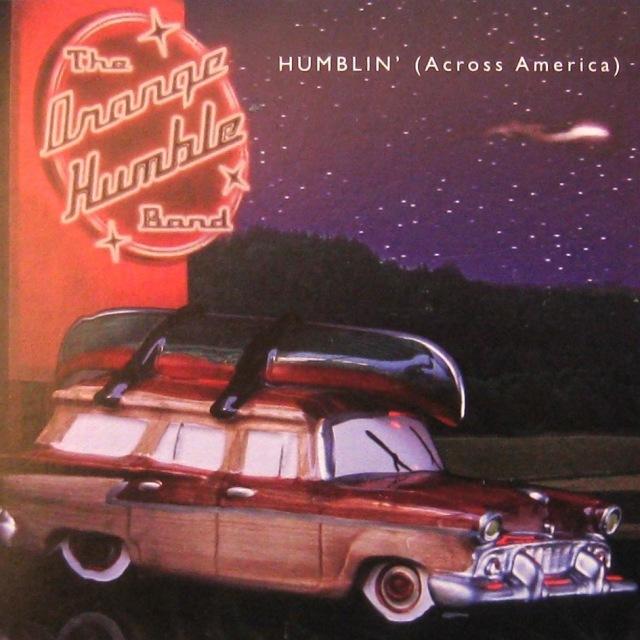 2. Orange Humble Band