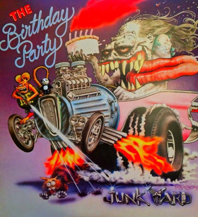 9. Birthday party