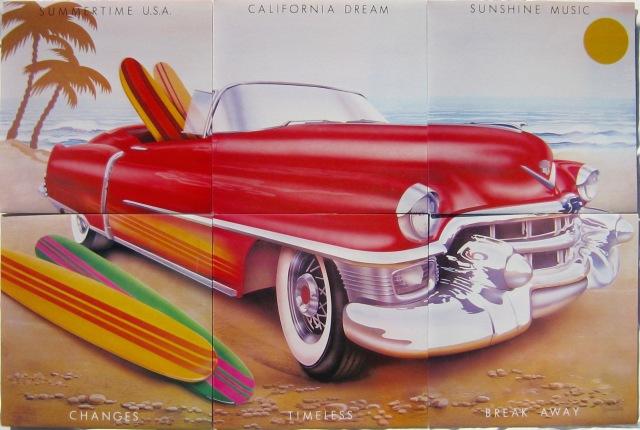 Beach Boys 6 LPs