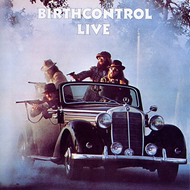 Birthcontrol - Live