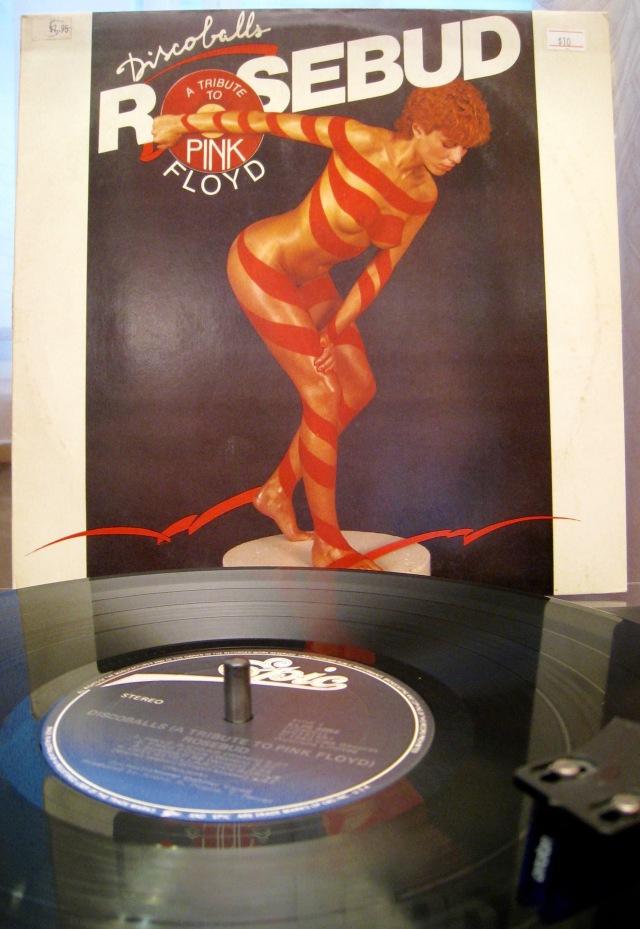 Rosebud Discoballs vinyl