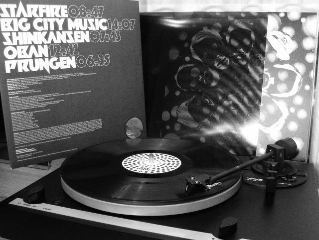 Jaga Jazzist Starfire LP