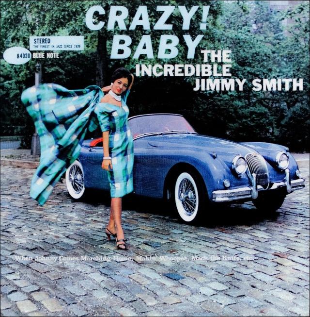 Smith, Jimmy Crazy Baby