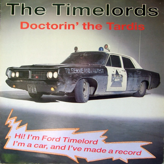Timelords Tardis