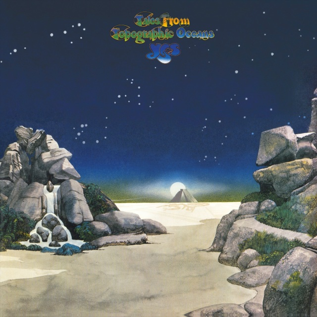 Tales from Topographic Oceans [1973]