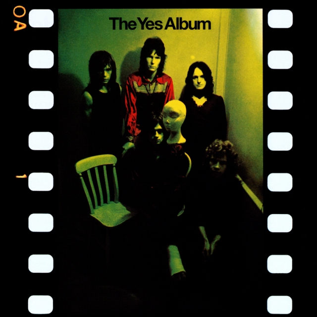 5          The Yes Album [1971]