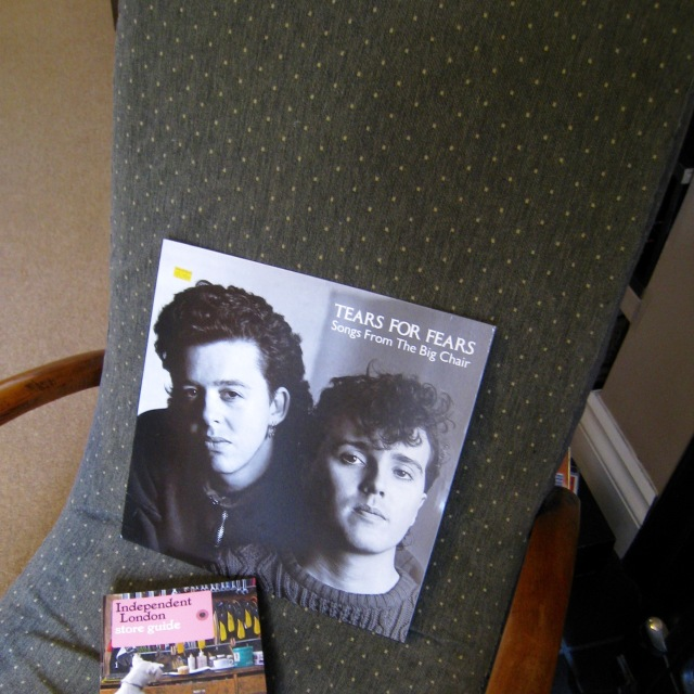 tears for fears big chair