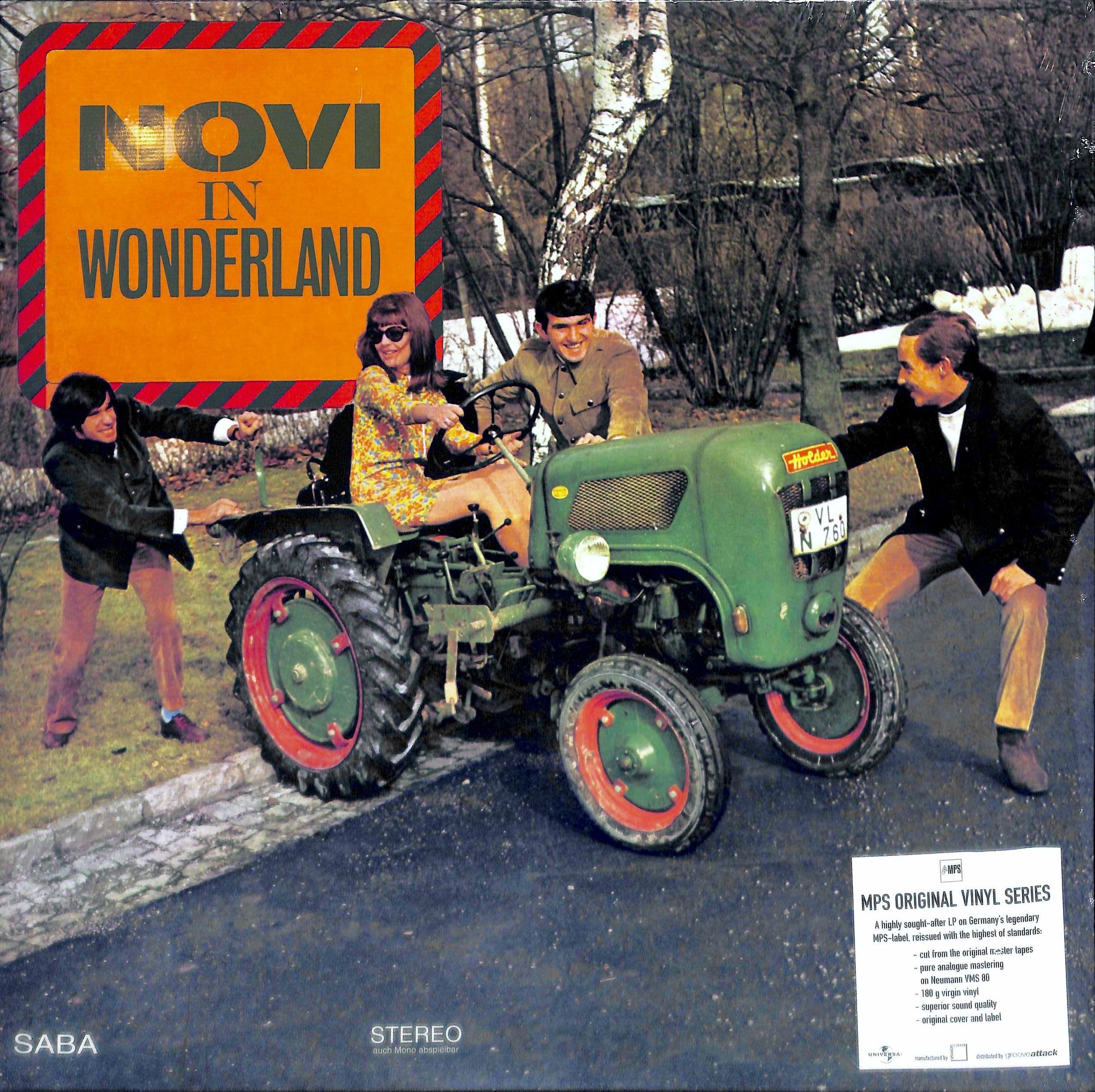 10 More Motorised Album Covers