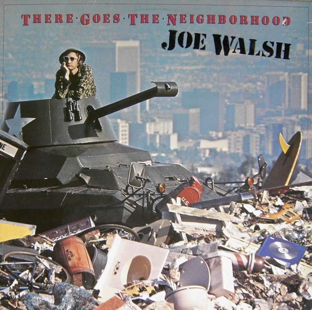 Walsh, Joe - There goes