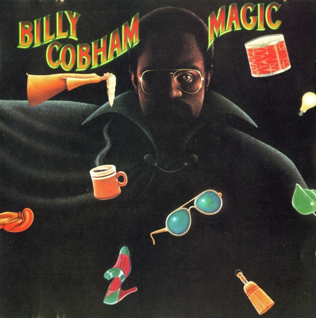 Cobham, Billy - Magic