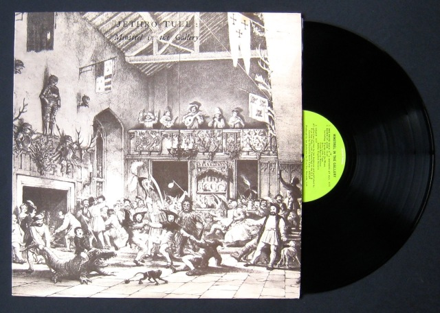 Jethro Minstrel LP