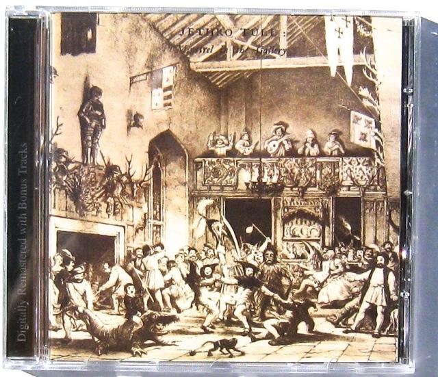 Jethro Minstrel CD
