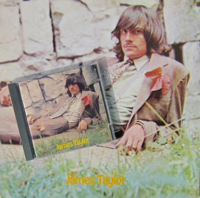James Taylor 1968