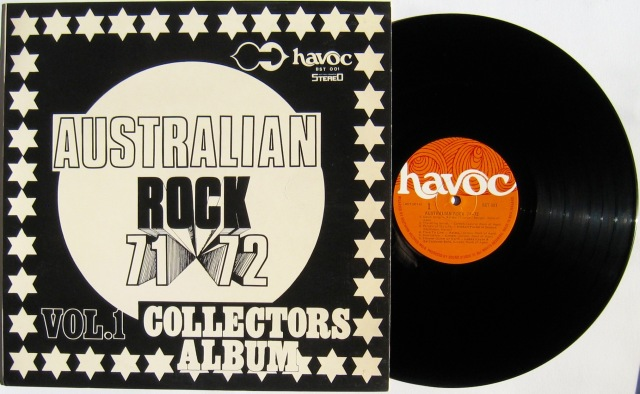 Australian Rock 71-71 Havoc