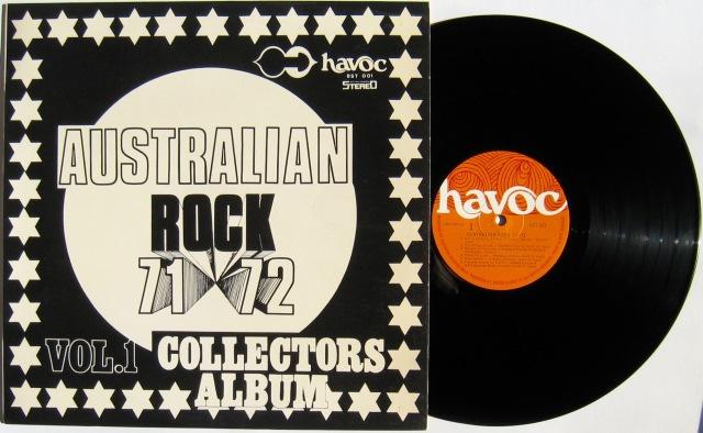 Australian Rock 71-71 Havoc