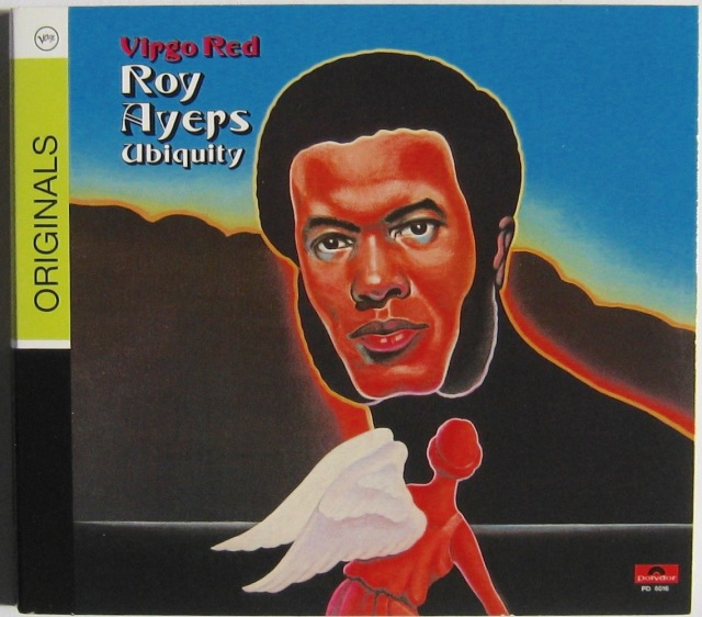 Roy Ayers - Virgo Red