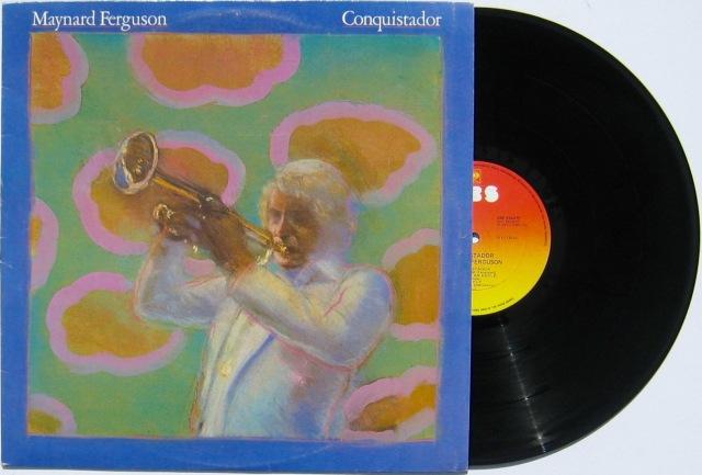 Ferguson, Maynard - Conquistidor LP