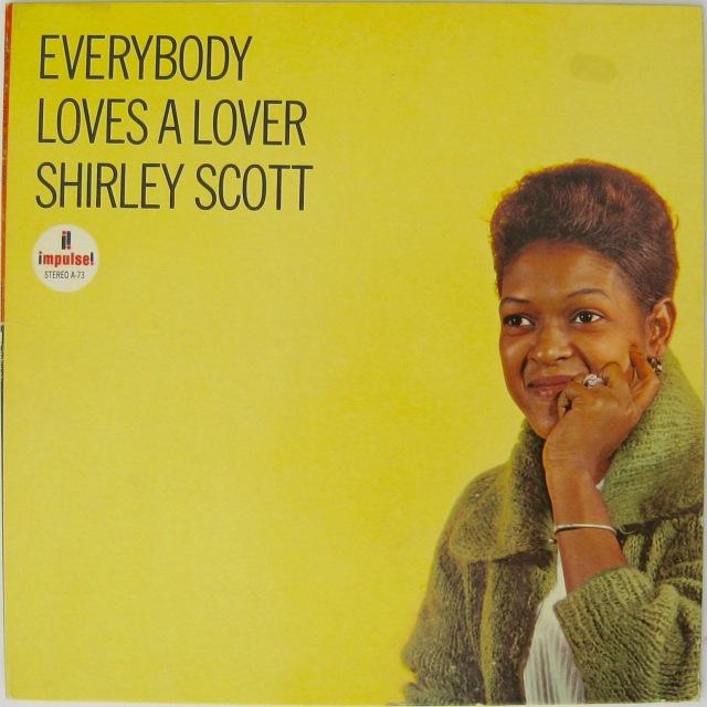 Shirley Scott - everybody loves