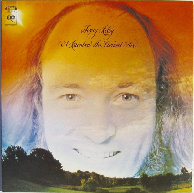 Riley, Terry - A rainbow in curved air LP