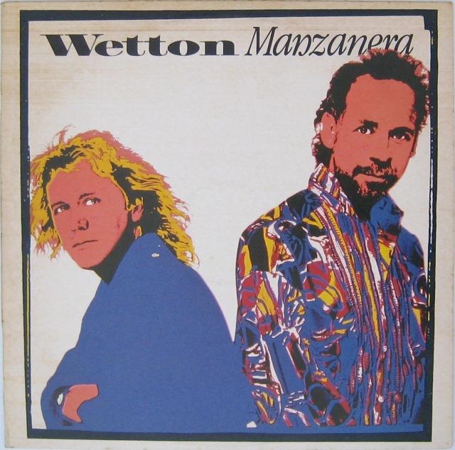 Wetton Manzanera
