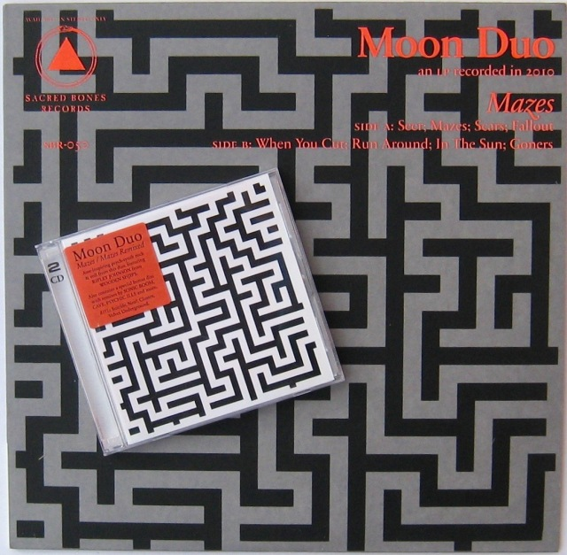 Moon Duo - Mazes CD LP