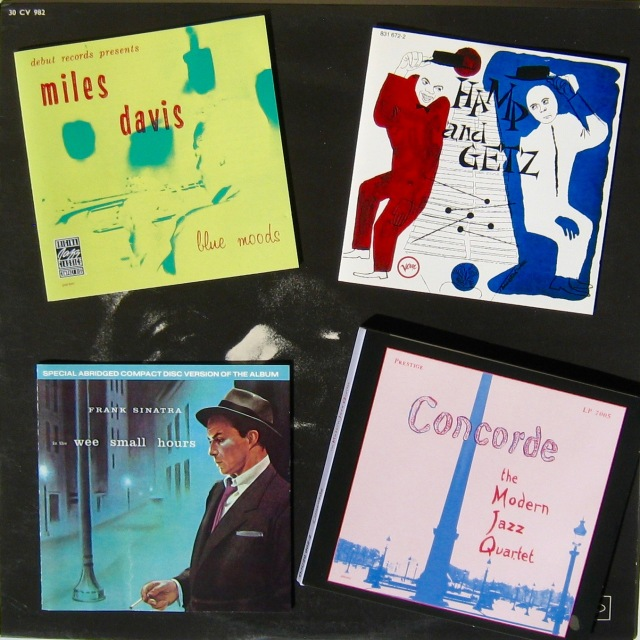 Jazz 1955