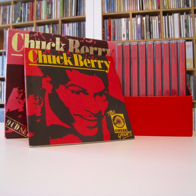 Chuck Berry box set CD