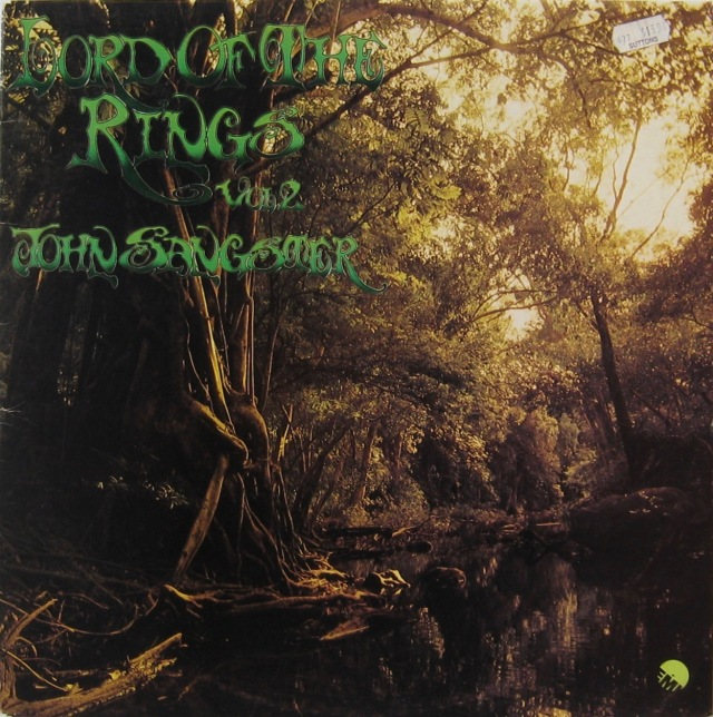 John Sangster - Lord of the Rings Vol 2