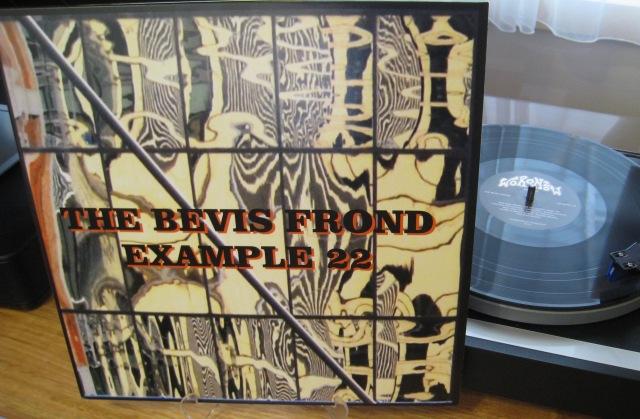Bevis Frond Example 22 vinyl