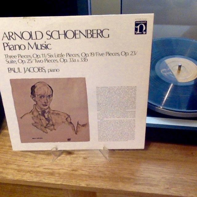 Schoenberg Piano