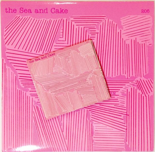 The Sea and Cake - Car Alarm (Thrill Jockey 2008)