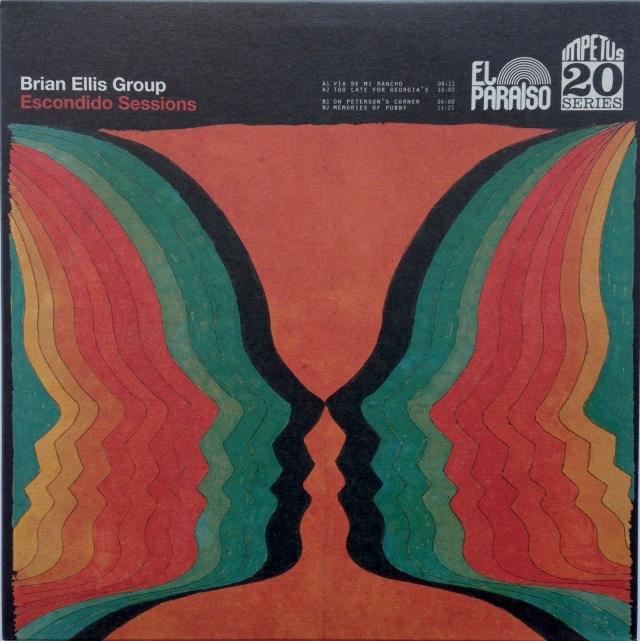 Brian Ellis Group - Escondido Sessions