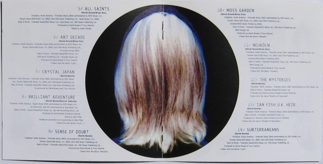 All Saints booklet