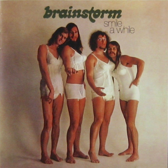 Brainstorm - Smile a while
