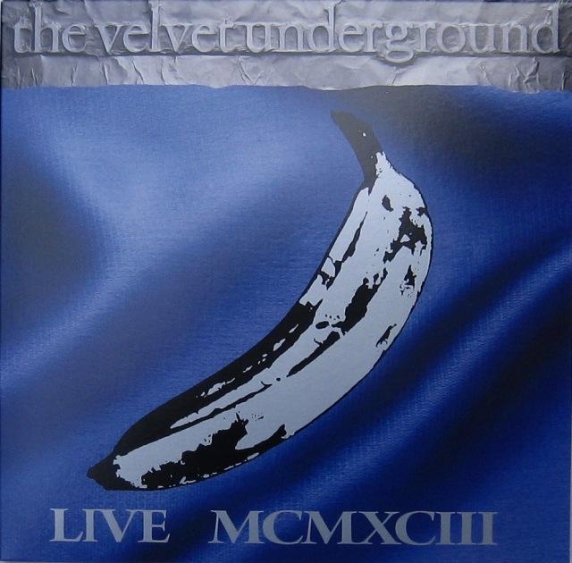 Velvet Underground - Live MCMXCIII vinyl
