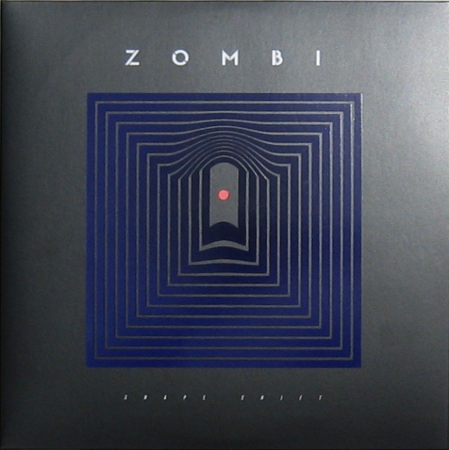 Zombi - Shape Shifter LP