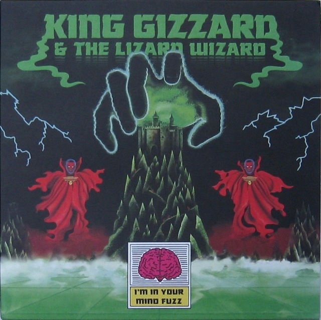 King Gizzard Mind Fuzz