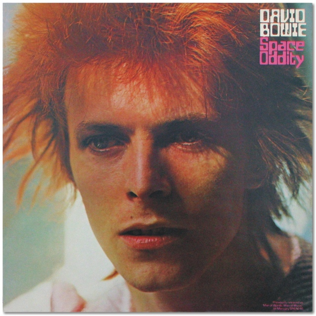 Bowie Space Oddity