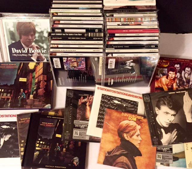 Bowie collection