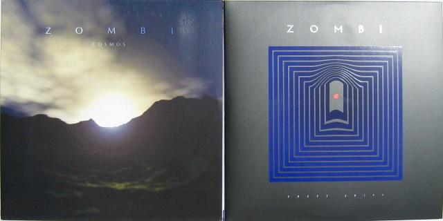 Zombi - Cosmos/Shape
