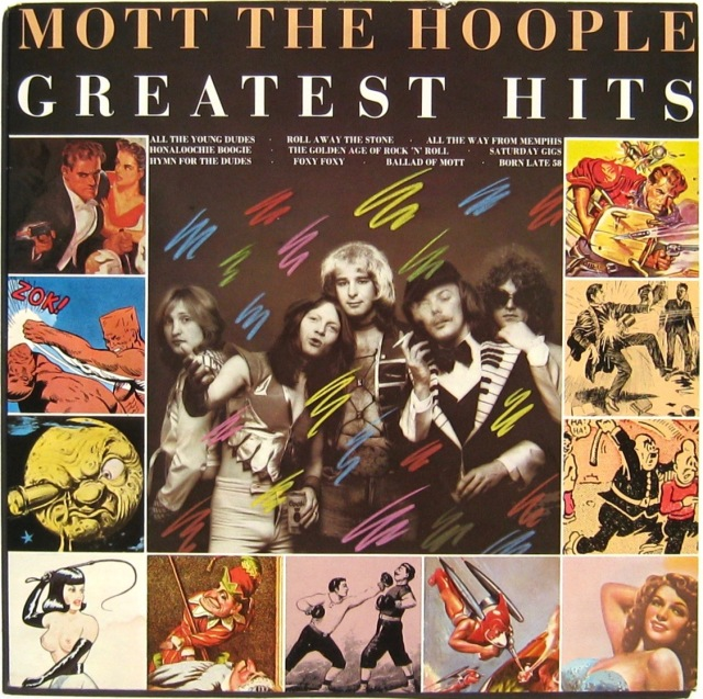 Mott the Hoople Greatest