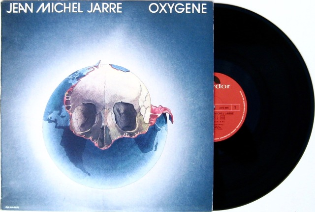 Jean-Michel Jarre - Oxygene LP