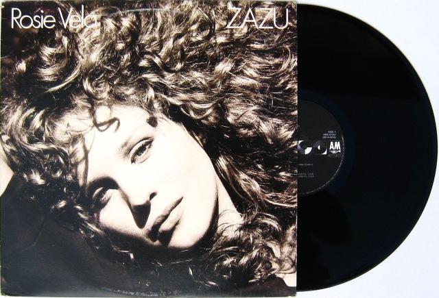 Rosie Vela - Zazu LP