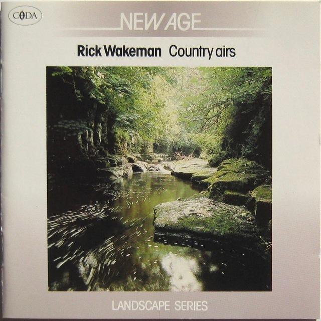 Rick Wakeman - Country Airs