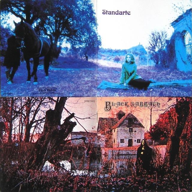 Standarte - Black Sabbath