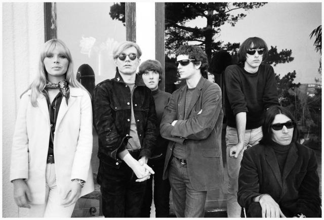 VU, Nico, Warhol