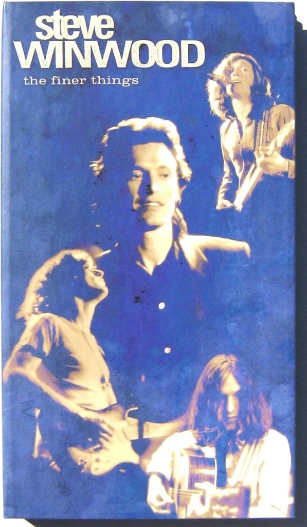 Steve Winwood - The Finer Things 4CD