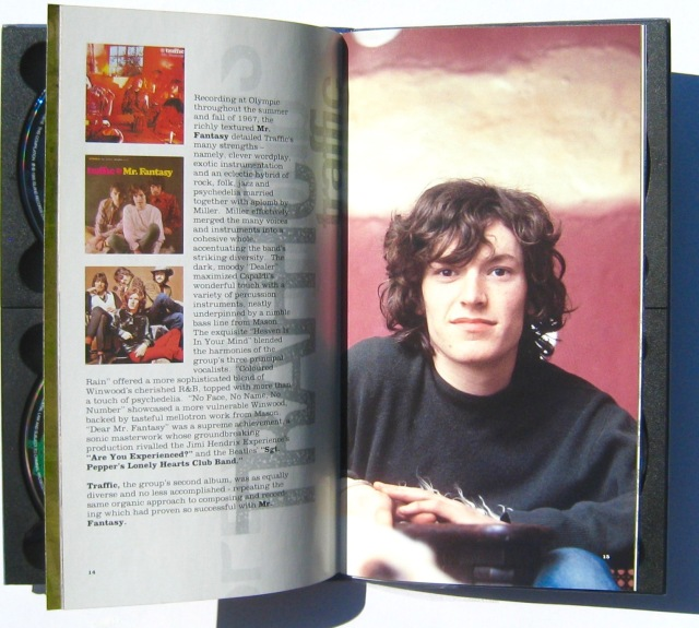 The Finer Things - booklet